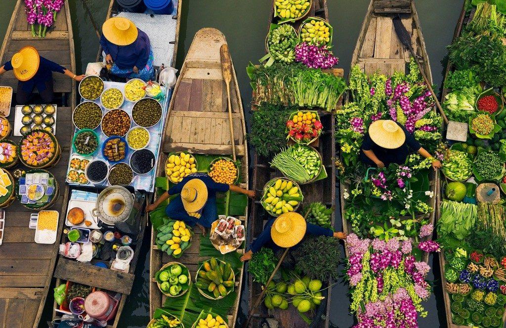 La belleza del sudeste asiático