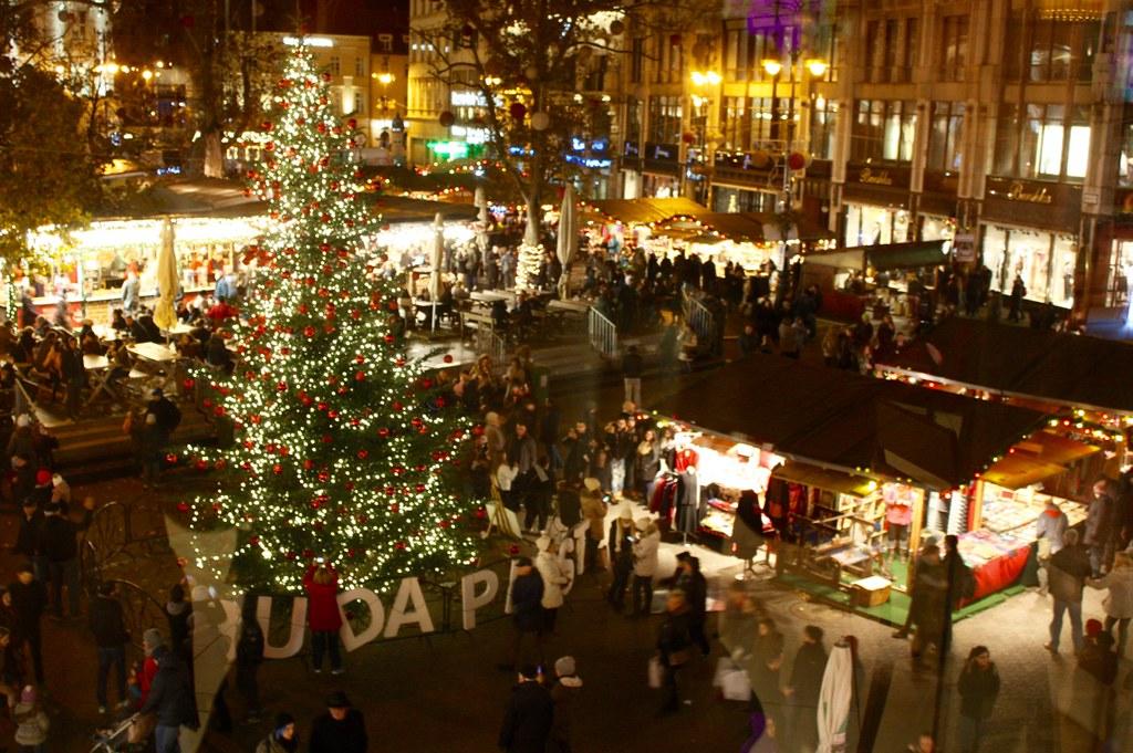 Que visitar en Budapest en 3 dias en navidad